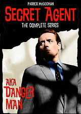 Secret Agent The Complete Series (17 DVD) - FREE SHIPPING!!!