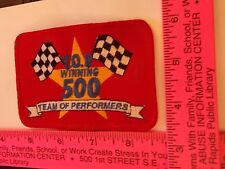 TOP  TEAM OF  PERFORMERS 500 Sleeve Patch Go Karts Sprint Car Dirt Track (KCD)