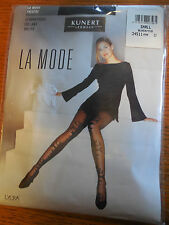 New Kunert Legwear Collant Fashion Sheers Pantyhose Luxury Legwear Nude Black