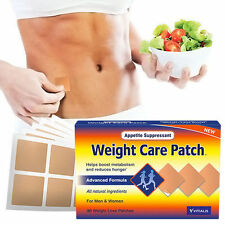 NATURAL LIKE PURE GARCINIA CAMBOGIA WEIGHT LOSS APPETITE CONTROL DIET 30 PATCHES