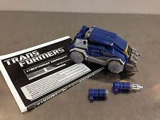 Transformers Generations Cybertronian Soundwave DLX Class  100% Complete