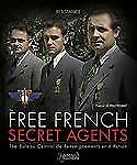 Free French Secret Agents Bureau Central De Reseignements Action Reference Book