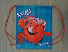 Kool-Aid Drawstring Backpack -- Back to School Special -- OH YEAH!