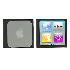 Black Silicone Skin Case for Apple iPod Nano 6th Gen 6 6G