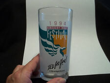 1994 Official Kentucky Derby Festival Makers Mark Mint Julep Glass