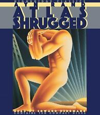 ATLAS SHRUGGED    -Ayn Rand-  ABRIDGED AUDIO 10 CD ~ NEW