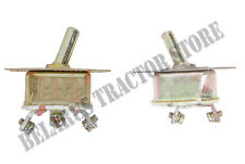 Belarus tractor toggle switch two/ three-way (2PC) 250/250as/300/400