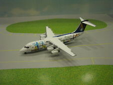 JC WINGS ANSETT NEW ZEALAND BAE-146-300 1:200 SCALE DIECAST METAL MODEL