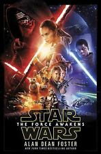 STAR WARS THE FORCE AWAKENS unabridged audio book on CD by ALAN DEAN FOSTER