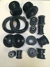 Ford Sierra/ Escort Cosworth Front and Rear Polyurethane Bush Set in Black-  PRO