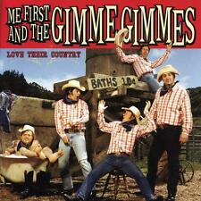 Me First and the Gimme Gimmes-Love their country CD