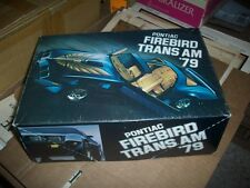OLD MPC  1980 FIREBIRD TRANS AM PROMO KIT -BOX ONLY-  4 MODEL CAR