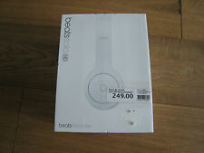 Beats By Dr Dre Solo HD Over-the-ear KOPFHÖRER  Monochromatic weiss NEU