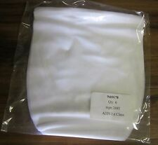 A330 Airbus 1st Class Headrest Covers - Quantity of 6 in a Sealed Bag