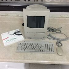 Apple Macintosh Color Classic 1994 w/ keyboard, mouse, and cables
