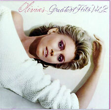 OLIVIA'S GREATEST HITS VOL. 2 CD Olivia Newton-John Physical Tied Up Xanadu