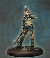 Mad Puppet Miniatures H.O.S.T Waste Lands Scum Scavenger Trooper With CC02