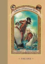 The End (A Series of Unfortunate Events, Book 13) by Lemony Snicket, Good Book