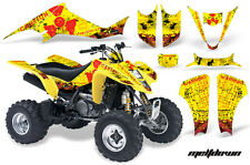 Suzuki LTZ 400 ATV AMR Racing Graphics Sticker LTZ400 03-08 Quad Kit Decals MD R