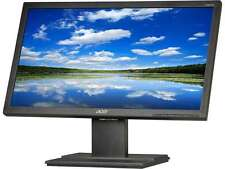 "Acer UM.IV6AA.A01 V206HQLAbmd Black 19.5"" 5ms Widescreen LED Backlight LCD Monit"