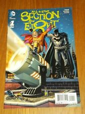 ALL STAR SECTION 8 #1 DC COMICS