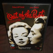 Out Of The Past (DVD, 1947) Robert Mitchum, Jane Greer