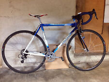 rare road bike Colnago Titanio Bi-Tubo size 52cm (without wheels)
