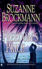 Freedom's Price by Suzanne Brockmann (Paperback, 2008) New Book