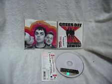 International Super Hits by Green Day (CD 2001) OBI Japan