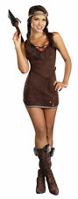 Womens 3X-4X (18-20) Native Beauty Plus Size Costume - Native American Indian Co