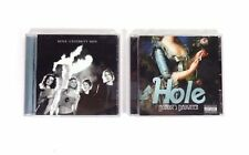 Lot (2) HOLE: Nobody's Daughter; Celebrity Skin
