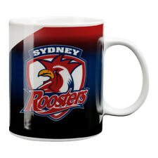 NRL Sydney Roosters TEAM Ceramic Coffee Mug Cup Fathers Day Christmas Gift