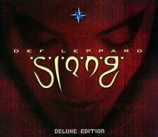 Slang [Deluxe Edition] by Def Leppard (CD, 2013, 2 Discs, Mailboat Records)
