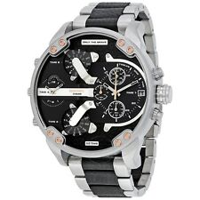 Diesel DZ7349 Men's Daddy 2.0 Chronograph Stainless Steel Watch RRP £379