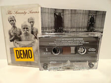 FREE SHIP The Seventy Sevens PRAY NAKED Demo Cassette Mike Roe Christian Xian