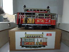 Paya GR23 Tinplate Clockwork San Francisco Tram Market & Powell
