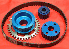 Ford Pinto  alloy crankshaft crank water pump alt Drive kit 36-1