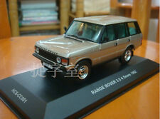 1:43 RANGE ROVER 3.5.4 DOORS 1982 Die Cast Model White