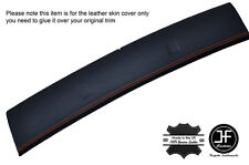 ORANGE STITCH TOP ROOF PANEL LEATHER COVER FITS FORD MUSTANG CONVERTIBLE 94-04