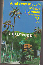 "Armistead Maupin - Maybe the Moon ""Grands détectives ""  PPO 3384. Marc Taraskoff"