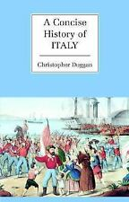 A Concise History of Italy (Cambridge Concise Histories) Duggan, Christopher Pa