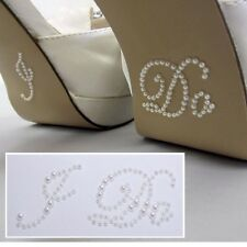 I DO Pearl Bridal Wedding Shoe Decoration Sticker Decal Gift UK FREE POST!
