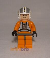 Lego Wedge Antilles from Set 6212 X-wing Fighter Star Wars Pilot BRAND NEW sw089