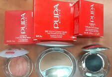 NEW PUPA Milano 3 Best Makeup Products: Blush,Baked Blush and Baked Eyeshadow
