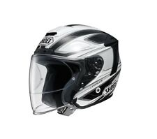 SHOEI J FORCE 4 J-FORCE BRILLER TC-6 WHITE/BLACK L Large  HELMET