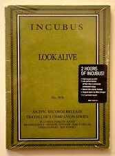 INCUBUS: Look Alive (2007 Epic) - MINT NEW DVD!! Free First Class In U.S.