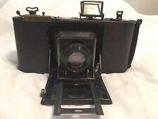 Kodak Speed No. 1A Vintage Film Camera Folding Camera w/ Anastigmat Lens (3)