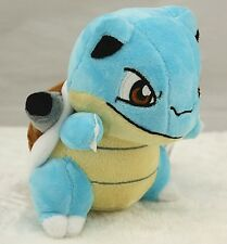 "NEW Pokemon Center  BLASTOISE 7""  PLUSH SOFT DOLL TOY TO FANS GIFT"