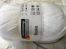 """Wolle-Schachenmayr original """"Bravo"""";50g Garn - in 60 Farben  (26,00€/kg)"""