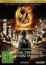 Die Tribute von Panem - The Hunger Games -  2 Disc Special Edition (2012)